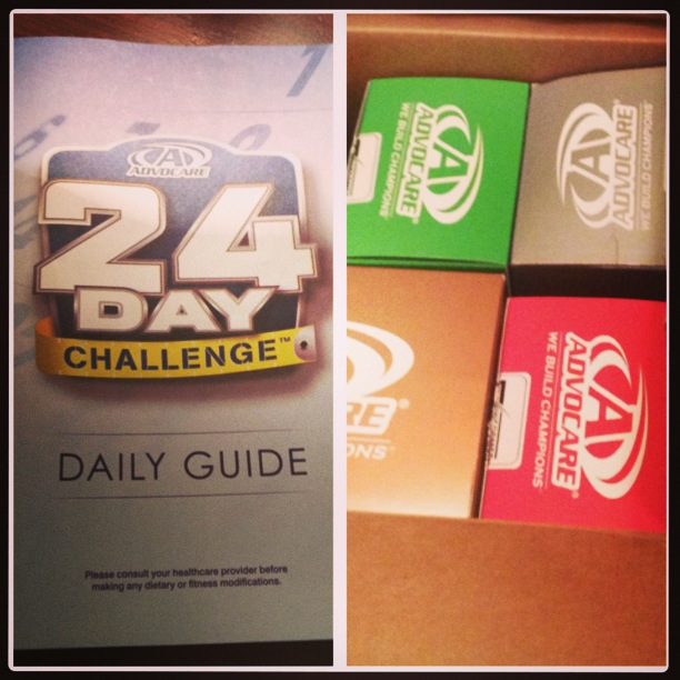 24 Day Challenge Tips The Hamby Home