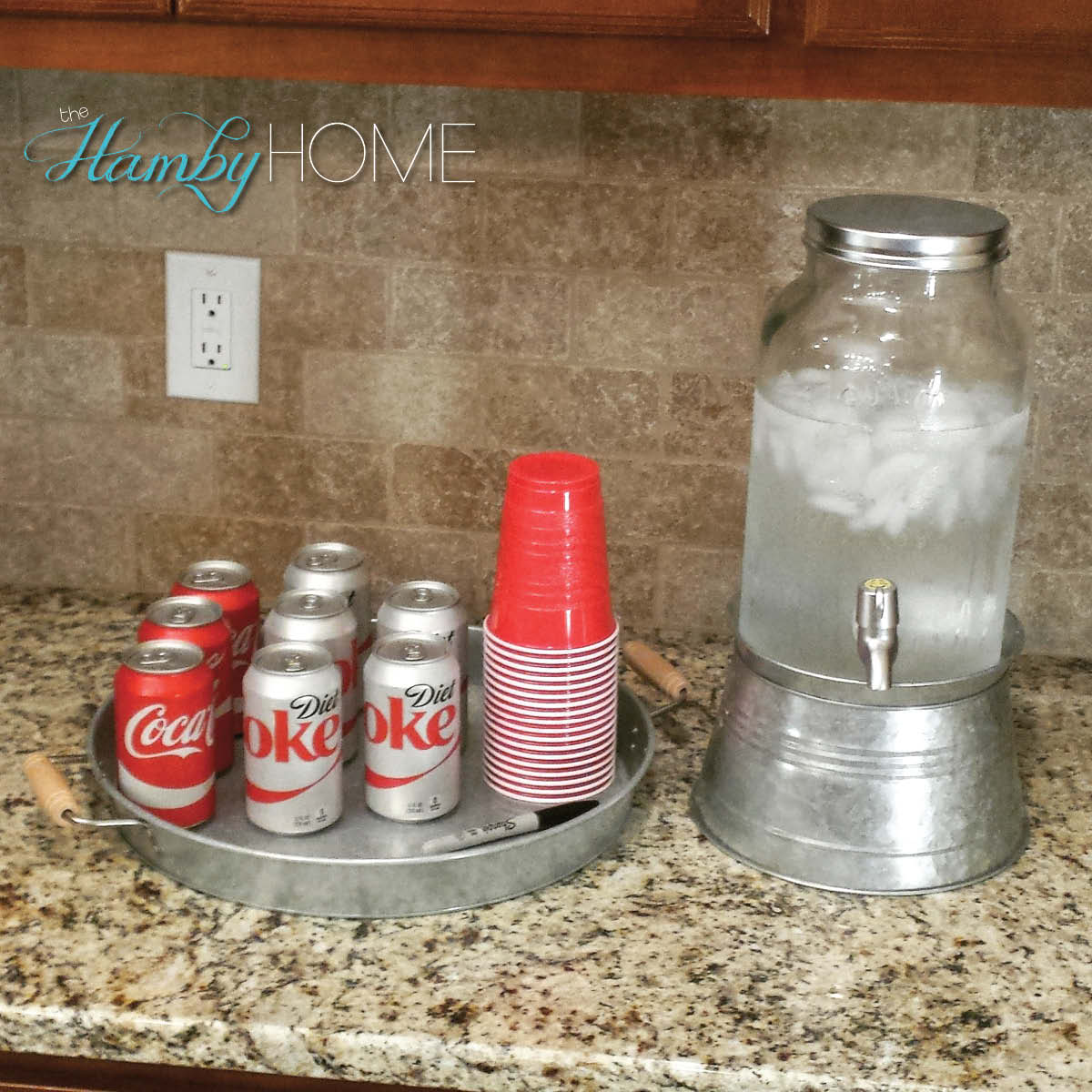 Things I Love Thursday Galvanized Goodies The Hamby Home