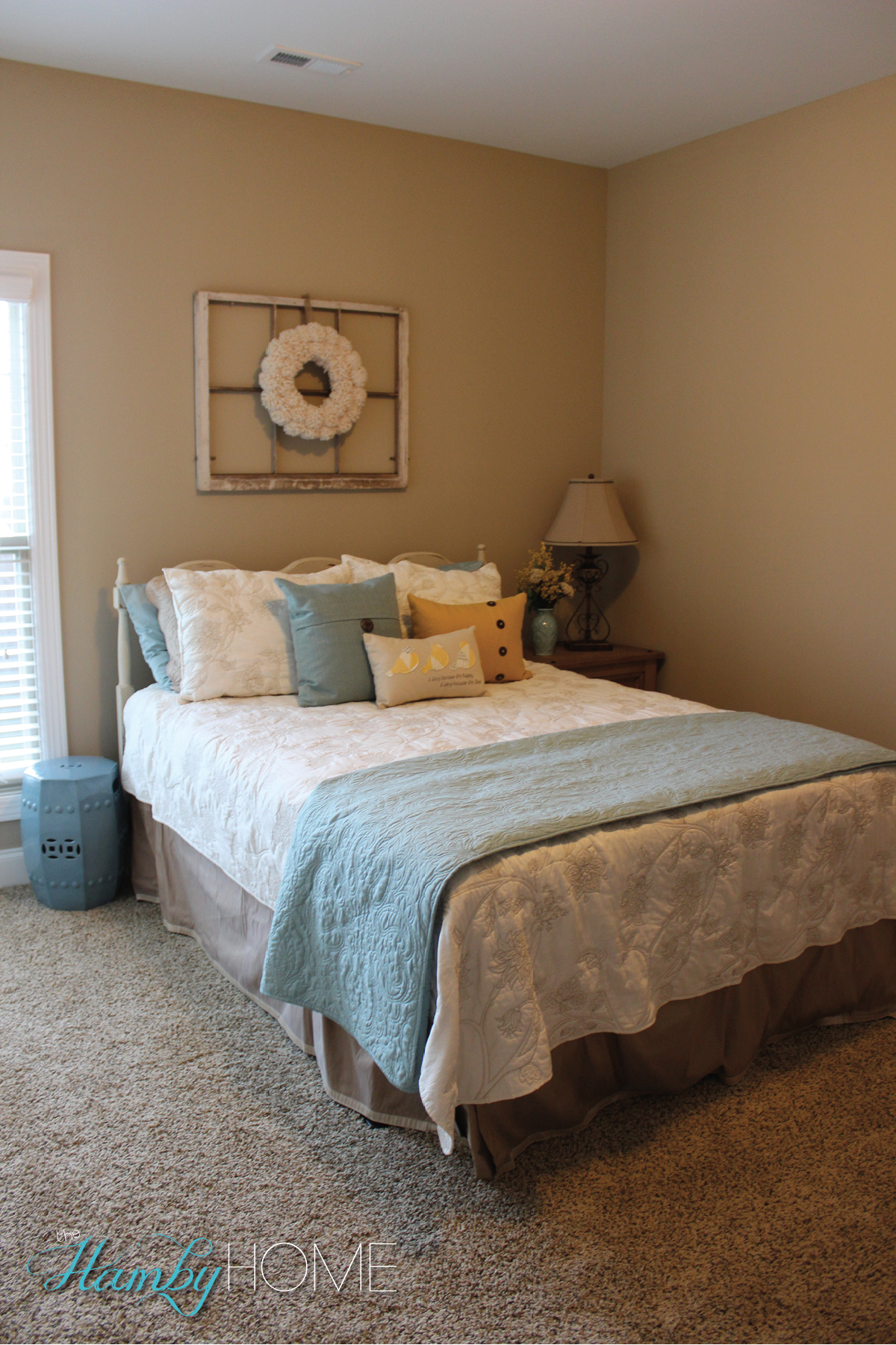 Tgif House Tour Guest Bedroom The Hamby Home