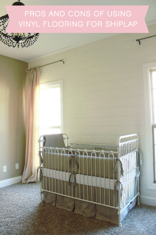Pros And Cons Of Using Vinyl Flooring For Shiplap The